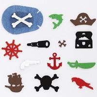 ögonlapp pirat medichope