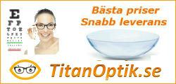 TitanOptik Glasögon