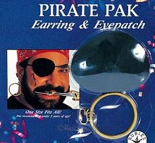 Ögonlapp pirat CDon