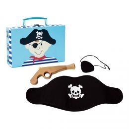 Ögonlapp pirat-kit