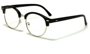 Glasögon utan styrka unisex club Saltopeppar