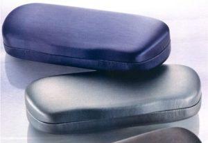 Glasögonfodral lätt i aluminium
