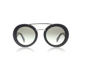 Märkes solglasögon dam Prada