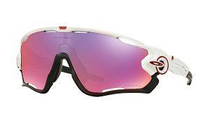 Glasögon cykling Oakley Jawbreaker