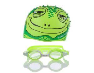 Sportglasögon simglasögon barn head