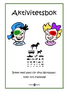 aktivitetsbok medichope