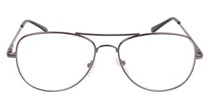 läsglasögon med pilotbågar