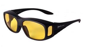 över glasögon för bilkörning i mörker